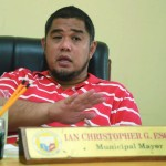 Bantayan Mayor Chris Escario Visited Barangays to Explain the Delayed ESA