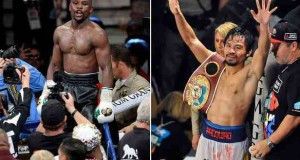 Manny Pacquiao Not Worried with the Underdog Tag Against Mayweather