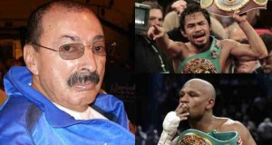 Marquez Coach Beristein Favored Pacquiao to Win Agaisnt Mayweather