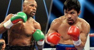 Manny Pacquiao to Sing His Own Entrance Music During the Mayweather Fight