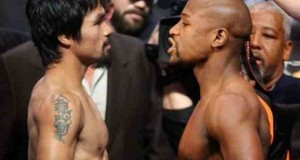 Manny Pacquiao a Certified Billionaire After Mayweather Fight in May