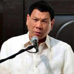 Davao City Mayor Rodrigo Duterte Denies Report that He Will for President in 2016