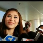Sarah Geronimo Won't Celebrate Valentines Day with BF Matteo Guidicelli