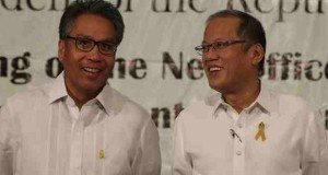 "Sen. Binay's ""Gentle"" Advice to Sec. Roxas Caused Tensions During Senate Hearing"