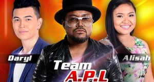 Alisah & Daryl of Team Apl Performance Videos in The Voice PH Semis (Feb. 21)