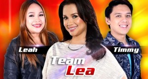 Timmy & Leah of Team Lea Performance Videos on The Voice PH Semis (Feb. 21)