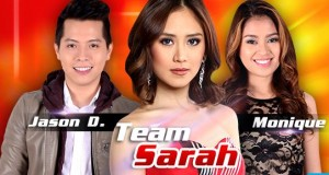 Monique & Jason of Team Lea Performance Videos in The Voice Ph Semis