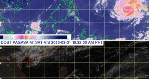 Bagyong Chedeng (Maysak) to Make a Landfall in Luzon this Weekend