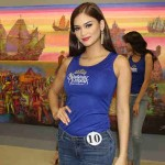 Pia Wurtzbach Admitted Having Communication with President PNoy