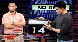 "Bearwin Meily First-Ever Millionaire of ""Kapamilya, Deal or No Deal"""