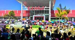 First CityMall Opened in Roxas City with Anne Curtis as Special Guest