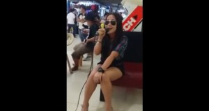 Viral Video: Princess Jean Ferraren Sings Aegis Hit Effortlessly