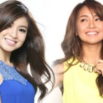 Kathryn Felt Awkward with Nadine Lustre (The Buzz Video)