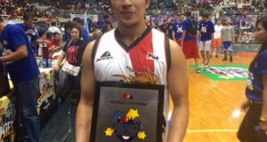 Jeric Fortuna Wins PBA All Star Obstacle Challenge 2015