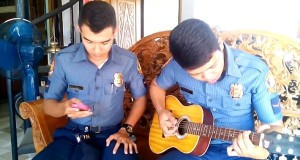 "Watch: PO1 Norman A. Wileman III Rendition of ""Thinking Out Loud"" Went Viral"