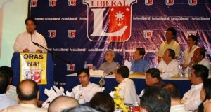 Liberal Party's Possible Senatorial Slate in the 2016 National Elections