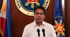 DILG Secretary Mar Roxas Told Liberal Party that He Will Run for President in 2016