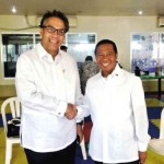 Vice President Jejomar Binay Hurt By Mar Roxas' Rejection As His Running Mate