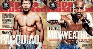 Manny Pacquiao & Floyd Mayweather Jr. Graced the Cover of Sports Ilustrated