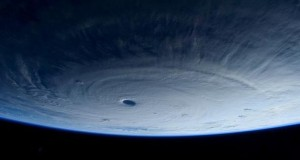 "Look: Photos Of ""Super Typhoon Chedeng"" Captured By An Italian Astronaut"