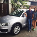 Vic Sotto Gave A Brand New Audi Q3 To His Daughter Paulina As Graduation Gift