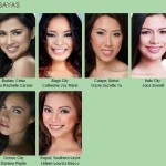 Miss Philippines-Earth 2015 Official Candidates from Visayas