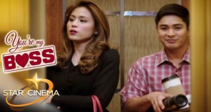 """You're My Boss"" Earned P200 Million After 3 Weeks Despite Hollywood Competitions"