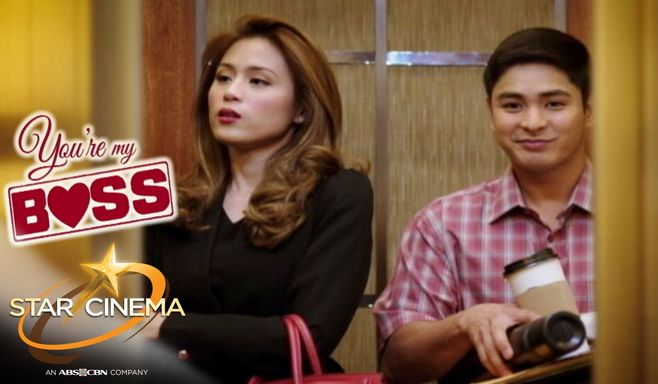 youre my boss full movie tagalog version