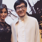 Anne Curtis Shares 'Lucky' Moment with Jackie Chan
