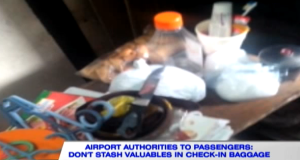 Airline Baggage Handlers Count For Stealing Items At NAIA