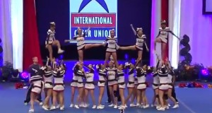 Team Philippines Bags 1 Silver, 2 Bronzes in 2015 ICU World Cheerleading Champs