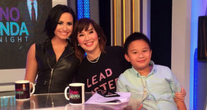 Demi Lovato Back in Manila, Says 'Everybody Always Makes Me Feel Welcome Here'