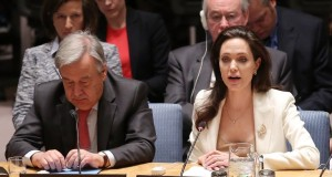 Angelina Jolie to UN: We failed to Put an End to the Conflict in Syria