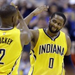 Pacers Keep Play-off Hopes In Track With Double Overtime Win Against Wizards