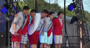 "Filharmonic: ""Pitch Perfect"" Stint a ""Wild Ride"", An ""Epic"" Experience"