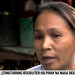 Mary Jane Veloso's Recruiter Surrenders to Police