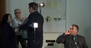 Robert Downey Jr Interview with Channel 4 Becomes a Surprise as He Walks Out