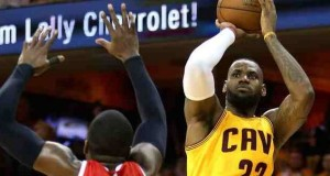 Cleveland Cavaliers Sweep Hawks Enters NBA Finals (Highlights Video)
