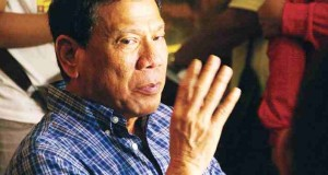 Atty. Panelo: Mayor Duterte will Run for President