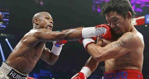 Mayweather Defeats Pacquiao Via Unanimous Decision (Highlights & Replay Video)