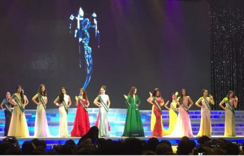Miss Philippines Earth Top 10
