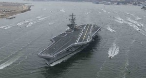 Rep. Acedillo: US Super Carrier Ronald Reagan A Show of Force Against China