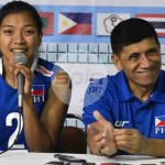 Philippine Volleyball Team Defeated by Japan National (Asian U-23)