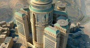 Saudi Arabia Builds Abraj Kudai the World's Largest Luxury Hotel