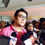Revilla Says 'My Conscience is Clear', Considers 2016 Run