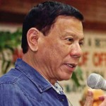 Davao City's Duterte Shares Secret in Keeping PH's Safest City