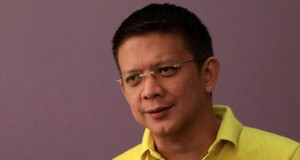 Sen. Escudero Quits Senate Committee Over Presumptive 2016 Run