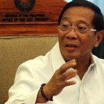 Vice President Jejomar Binay's SWS Satisfaction Ratings Bounces Back