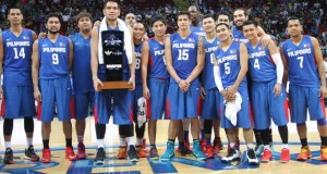 Possible Members of the Gilas Pilipinas 26-Man Pool for the FIBA Asia 2015