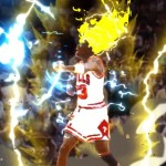 Michael Jordan Transformed into Super Saiyan is the Best GIF's Ever Posted Online